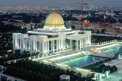 Туркменистан: эпоха нового возрождения