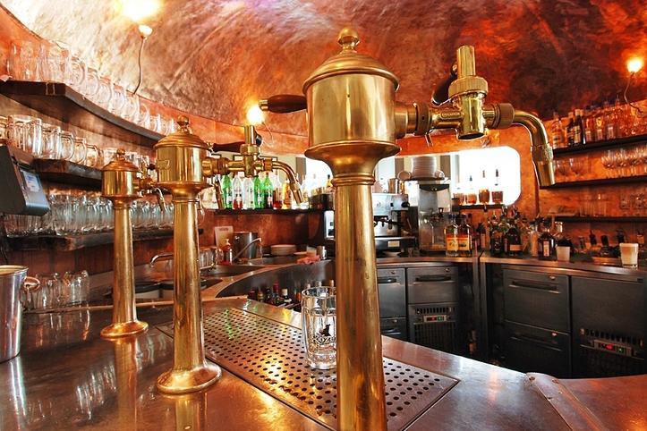 «Пилзнер Чешская пивная». Место встречи