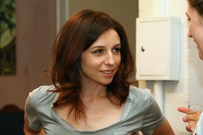 Алиса Хазанова, актриса
