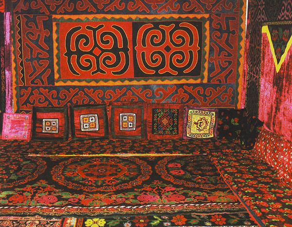 Намадрези - Национальные традиции изготовления войлока