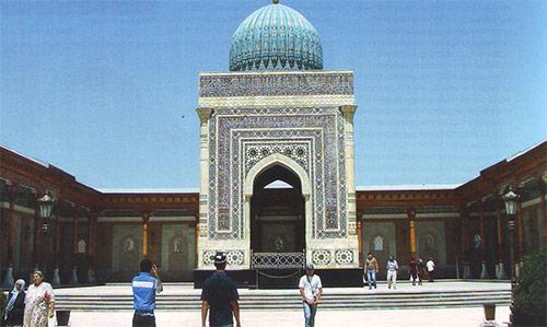 Путешествие из Душанбе в Самарканд