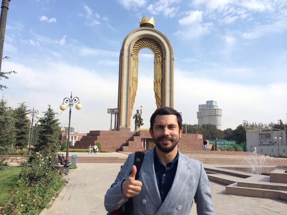 Андрей Бедняков: «В Таджикистане я ощутил себя Бредом Питтом»