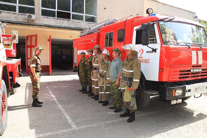 Профессия спасать. Таджикские супермены из службы «01»