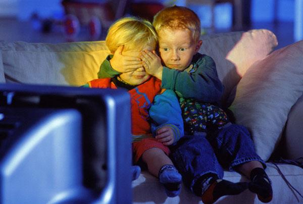 Телевизор и дети