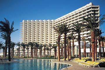 Лучшие отели на берегу Мертвого моря