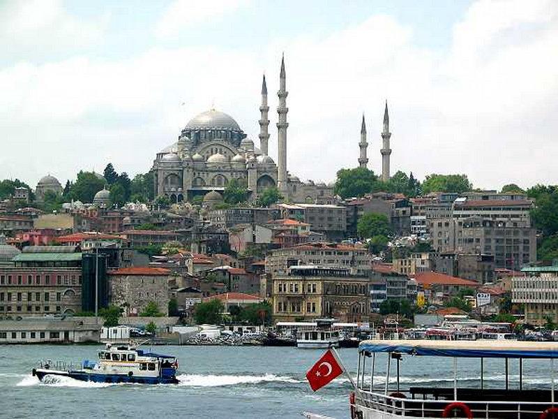 25 причин поехать в Стамбул