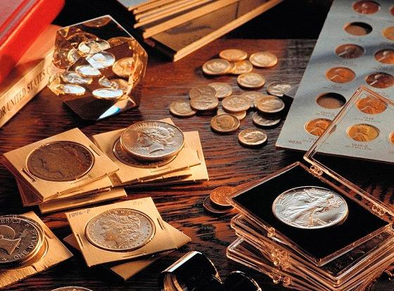 Собиратель монет