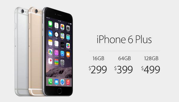 Две шестерки iPhone 6
