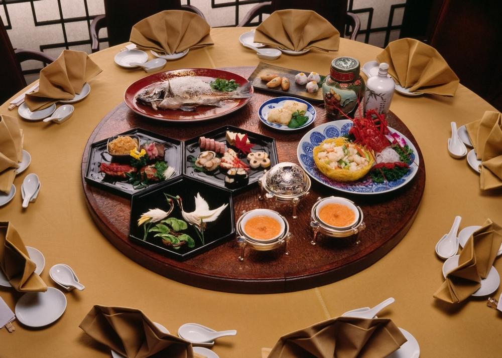 Особенности китайской национальной кухни