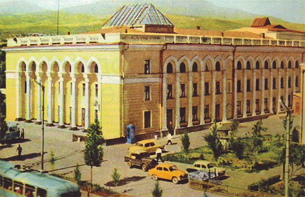 Душа города Душанбе