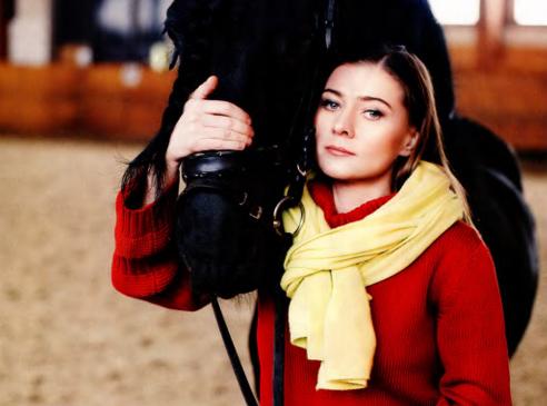 Мария Голубкина: «Лошадьми я грезила с детства...»