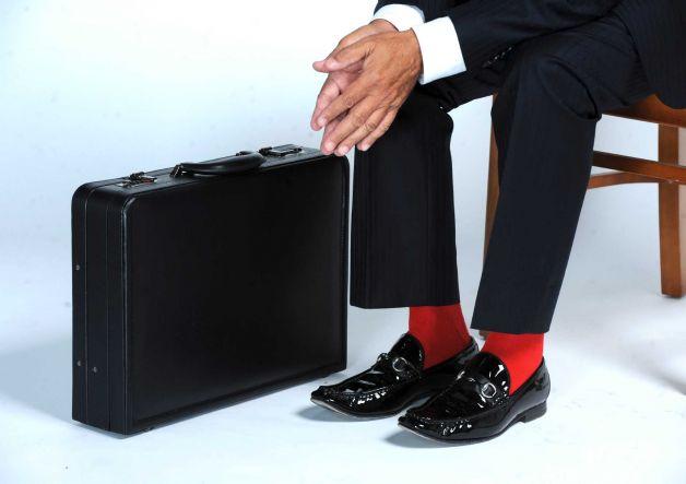 Красные носки: Почему бы и нет?