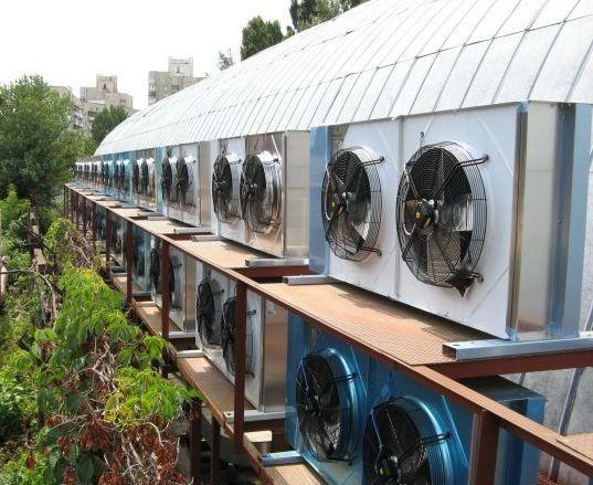 Выбираем экономную промышленную систему охлаждения