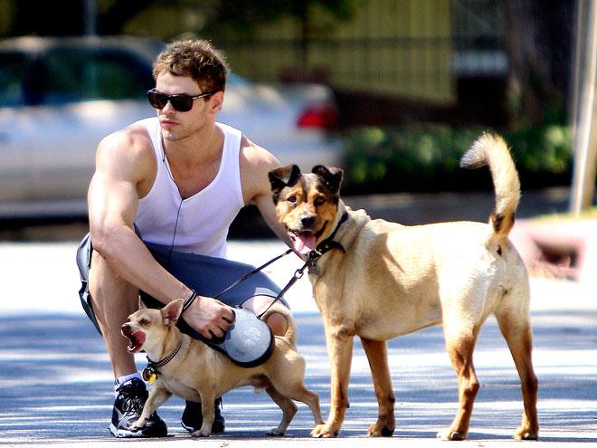 Собаки известных людей