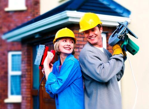 Строим дом своими руками: с чего начать?