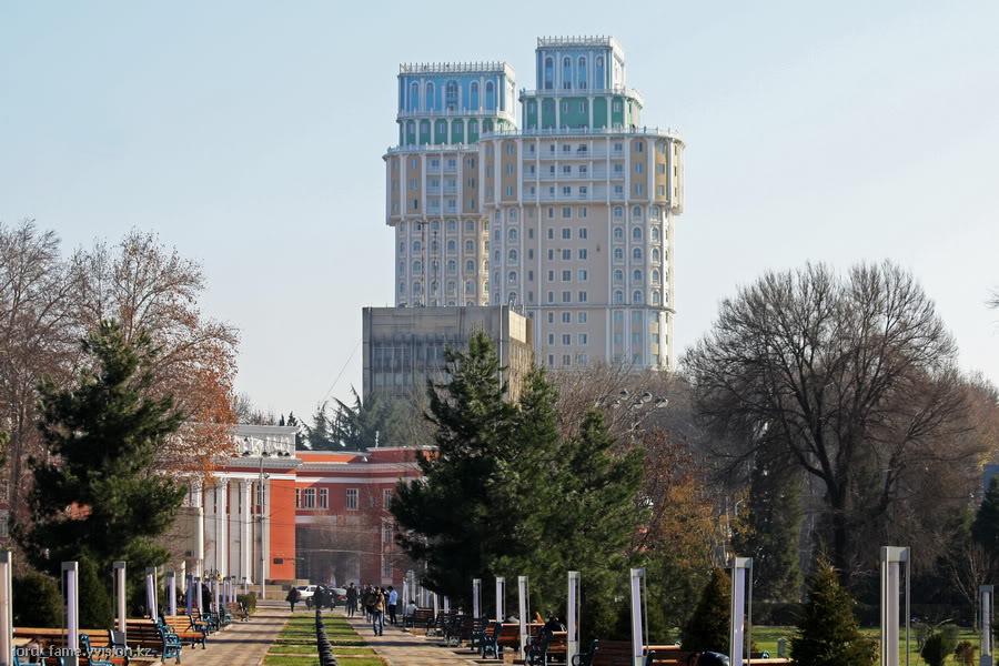 Увлекательный тур в Душанбе