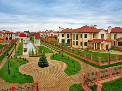 Коттеджный посёлок в Подмосковье