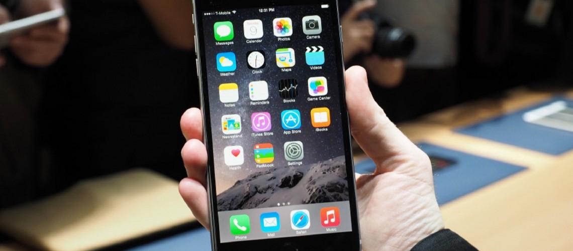 Игры на iPhone 6 и iPhone 6 Plus