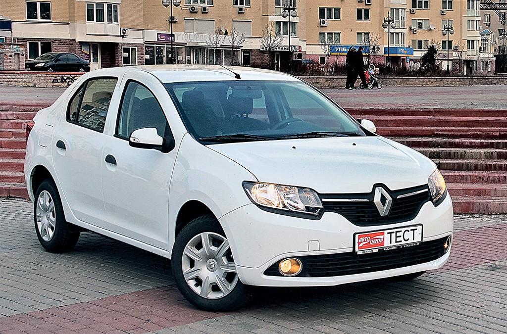 Новый Renault Logan - будущая звезда своего сегмента