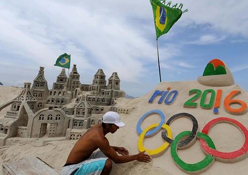Ставки на Олимпиаду 2016 в Рио на сайте Вулкан